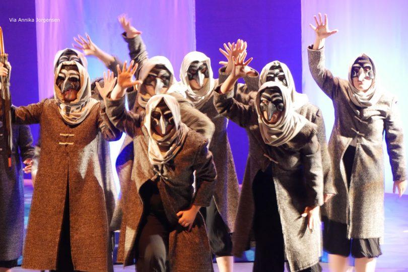 Wcu Theatres Antigone The Quad
